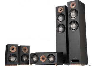 JAMO S 807 Homecinema-set Zwart