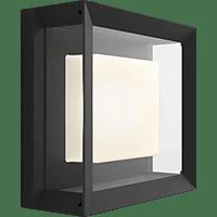 PHILIPS Hue White & Color Amb. Econic LED Wandleuchte, Schwarz
