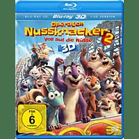 Operation Nussknacker 2 Voll Auf Die Nüsse [3D Blu-ray]