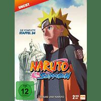 Naruto Shippuden - Staffel 24: Folge 690-699 [DVD]