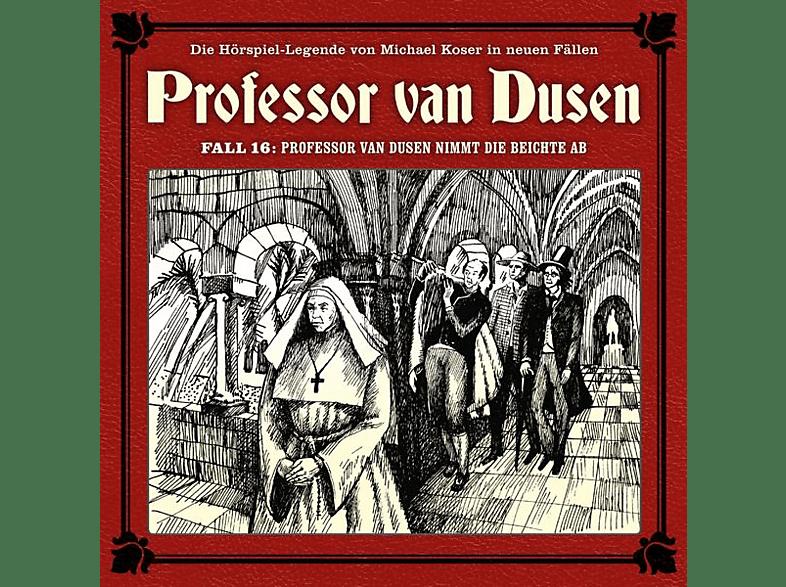 Vollbrecht,Bernd/Tegeler,Nicolai - Professor van Dusen gibt sich die Ehre (Neue Fälle) 16 - (CD)
