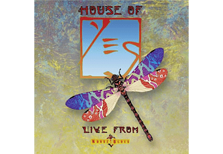 Yes - House of Yes:Live From The House Of Blues - (LP + Bonus-CD)