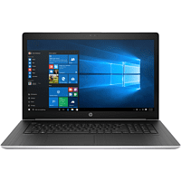 HP - B2B ProBook 470 G5, Notebook mit 17.3 Zoll Display, Core™ i7 Prozessor, 16 GB RAM, 1 TB HDD, 512 GB SSD, GeForce® 930MX, Silber