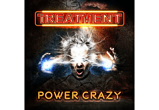 The Treatment - Power Crazy  - (CD)