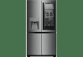 Frigorífico americano - LG Signature LSR100, Instaview, 178 cm, LED, 569L, Total No Frost, SmartDiagnosis