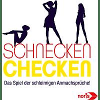NORIS Schnecken Checken Gesellschaftsspiel, Mehrfarbig