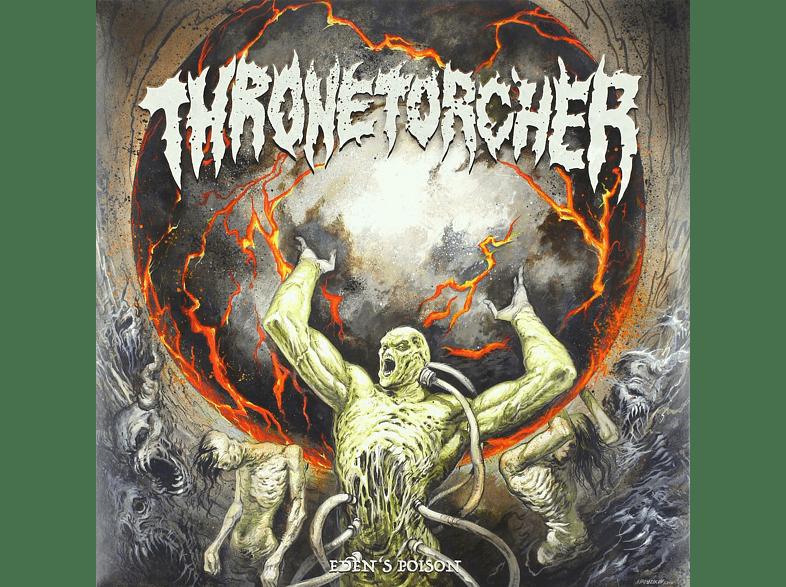 Thronetorcher - Eden's Poison (Black Vinyl) [Vinyl]