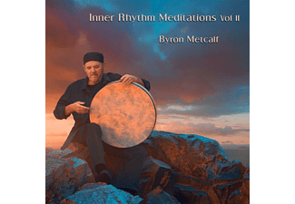 Byron Metcalf - Inner Rhythm Meditations Vol.2  - (CD)