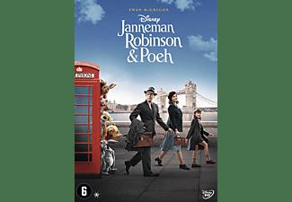 Janneman Robinson & Poeh - DVD