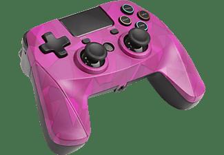 SNAKEBYTE Gamepad 4 S Wireless Controller Bubblegum Camo