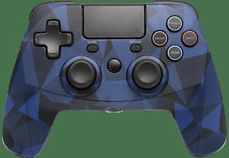SNAKEBYTE Gamepad 4 S Controller Camo Blau