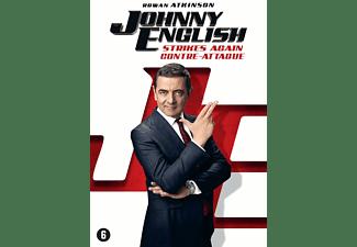 Johnny English 3: Strikes Again - DVD