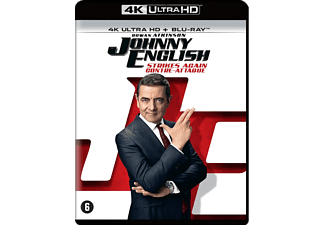 Johnny English 3: Strikes Again - 4K Blu-ray