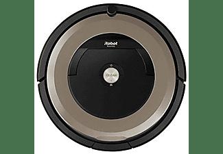 Robot aspirador - iRobot Roomba 891, WiFi, succión X5, 2 cepillos de goma, Dirt Detect, 3 fases, App