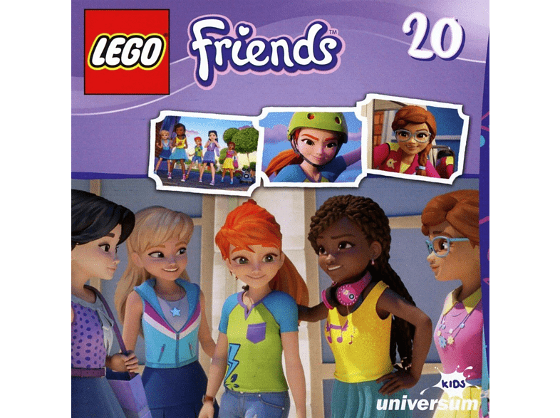 VARIOUS - LEGO Friends (CD 20) - (CD)
