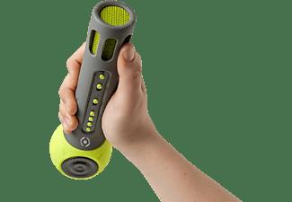 CELLY Mikrofon FESTIVAL für 3.5 mm Klinke und Bluetooth fähige Geräte, grün (FESTIVALGN)