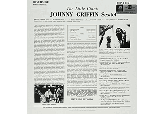 Johnny Griffin - The Little Giant (45rpm-edition)  - (Vinyl)
