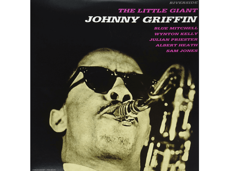 Johnny Griffin - The Little Giant (45rpm-edition) [Vinyl]