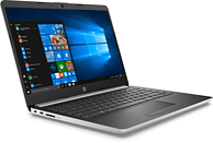 HP 14-ma1312ng, Notebook mit 14 Zoll Display, Core™ i5 Prozessor, 16 GB RAM, 1 TB HDD, 128 GB SSD, Radeon™ 530, Grau/Silber