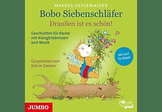 Markus Osterwalder - Bobo Siebenschläfer. Draussen Ist Es Schön  - (CD)