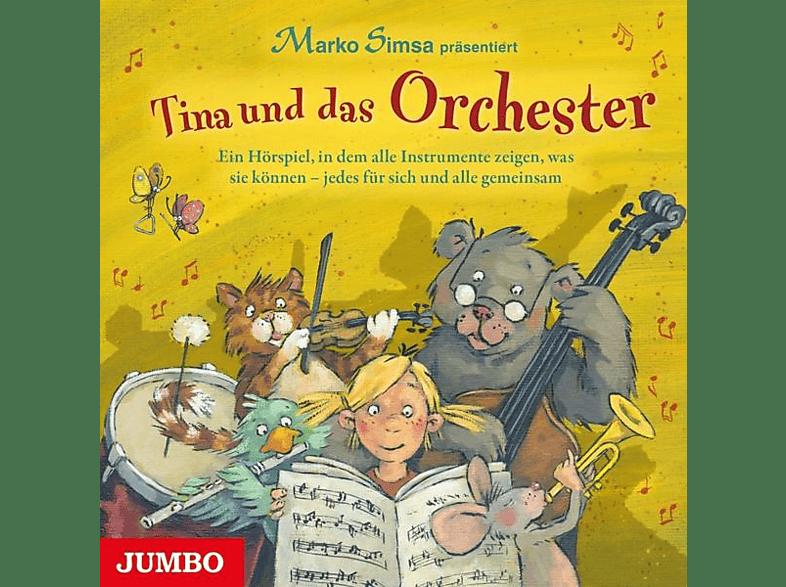 Marko Simsa - Tina Und Das Orchester.Ein Hörspiel,In Dem Die - (CD)