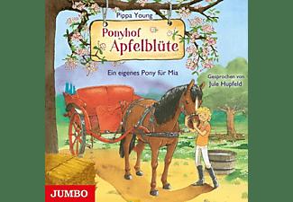Pippa Young - Ponyhof Apfelblüte (13.) Ein Eigenes Pony Für Mia  - (CD)