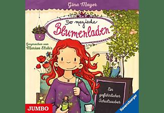 Marion Elskis - Der Magische Blumenladen (9).Der Gefährliche Schulzauber  - (CD)