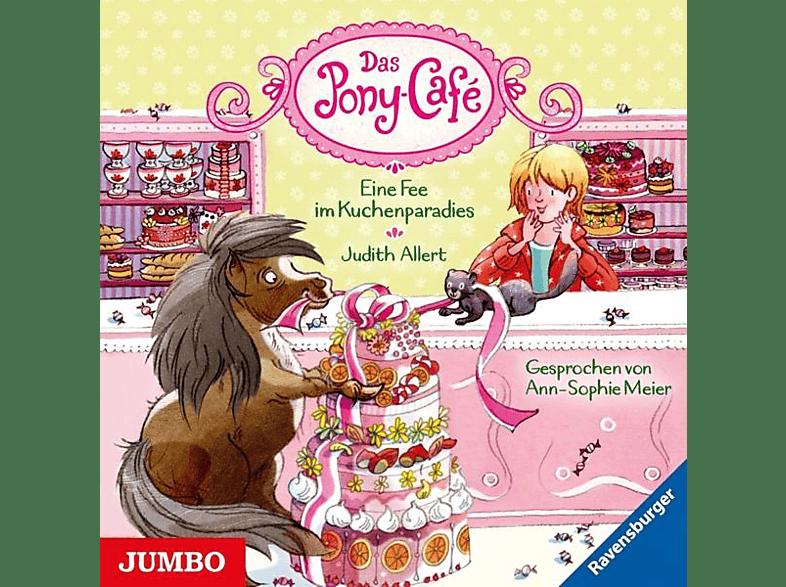 Judith Allert - Das Pony Cafe (5.) Eine Fee Im Kuchenparadies - (CD)