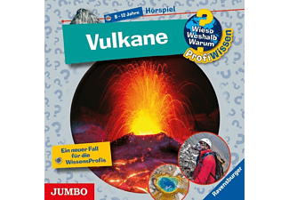 Wieso? Weshalb? Warum? Profiwissen - Vulkane (Folge 25)  - (CD)