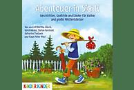 VARIOUS - Abenteuer In Sicht! Geschichten,Gedichte Und Lied - (CD)