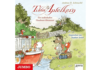 ANDREAS H. Schmachtl - Tilda Apfelkern. Ein Zauberhaftes Hausboot-Abenteuer  - (CD)