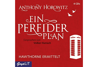 Anthony Horowitz - Ein Perfider Plan. Hawthorne Ermittelt  - (CD)