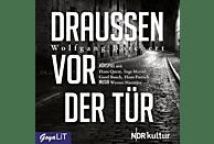Wolfgang Borchert - Draussen Vor Der Tür - (CD)