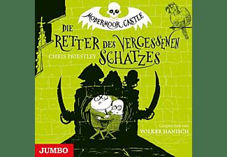 Volker Hanisch - Modermoor Castle (2).Die Retter Des Vergessenen  - (CD)
