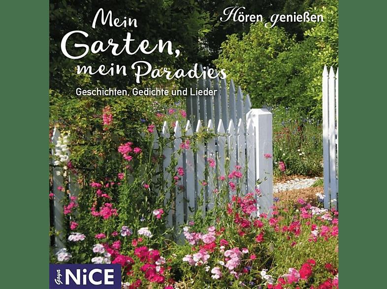VARIOUS - Mein Garten,Mein Paradies.Geschichten,Lieder Un - (CD)