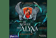 R.L. Ferguson - Die Schule Der Alyxa (2.) Morvans Erbe - (CD)