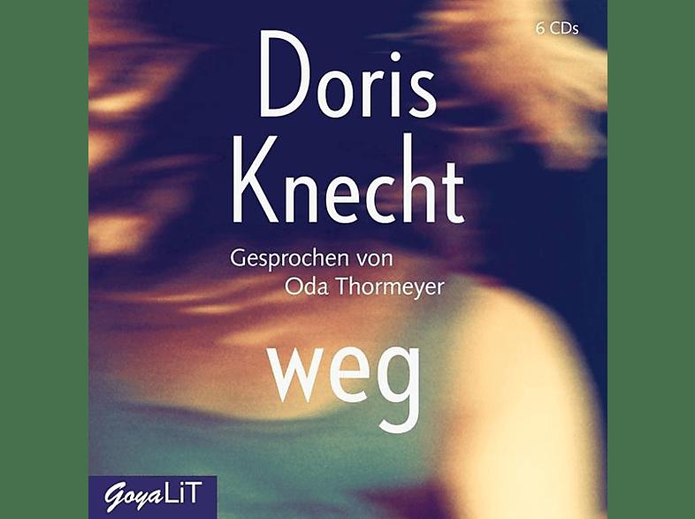 Doris Knecht - Weg - (CD)