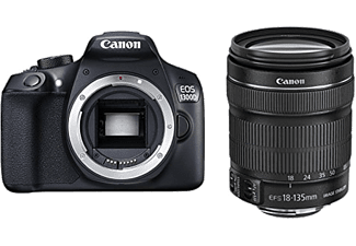CANON EOS 1300D (W) 18-135 IS EGP