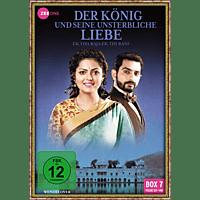 Der König und seine unsterbliche Liebe - Ek Tha Raja Ek Thi Rani - Box 7 [DVD]
