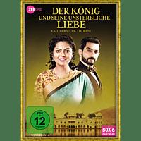 Der König und seine unsterbliche Liebe - Ek Tha Raja Ek Thi Rani - Box 6 [DVD]