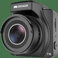 BRAUN PHOTOTECHNIK B-BOX T6 Dashcam Full HD, 3.81 cm Display