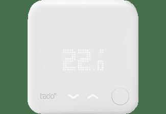 TADO Smartes Heizkörperthermostat, Weiß matt