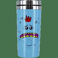 PALADONE PRODUCTS Rick & Morty - Mr Meeseeks Travel Mug, Mehrfarbig