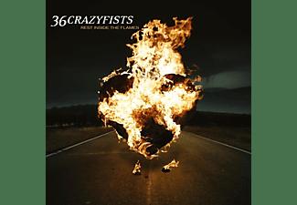 36 Crazyfists - Rest Inside The Flames  - (Vinyl)