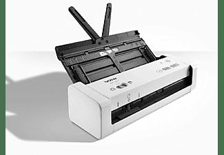 Escáner portátil - Brother ADS-1200, 600x 600 dpi, 50 ppm, Blanco