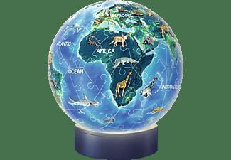 RAVENSBURGER Nachtlicht - Erde bei Nacht 3D Puzzle Mehrfarbig
