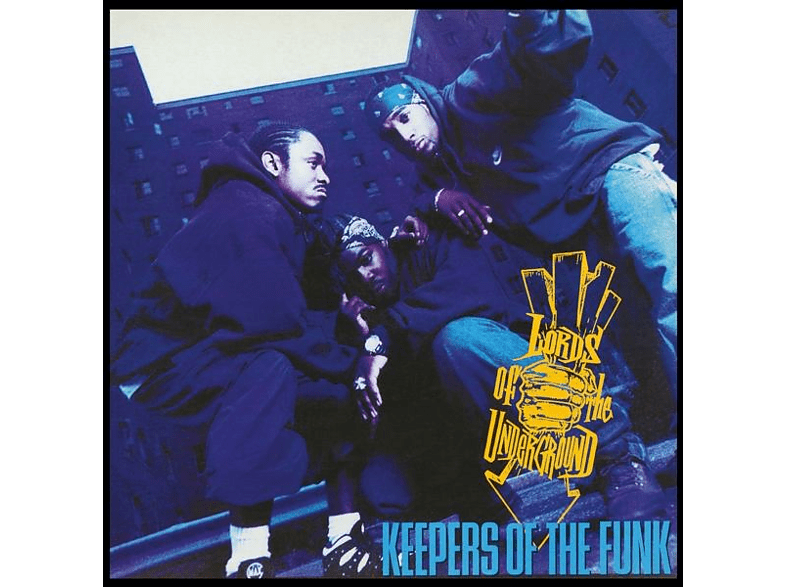 Lords Of The Underground - Keepers Of The Funk [Vinyl]