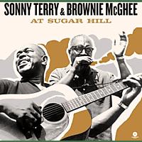 Sonny & Mc Ghee Terry - At Sugar Hill+2 Bonus Tracks - [Vinyl]