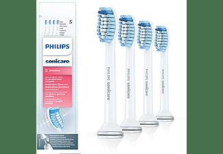 PHILIPS Sonicare S Sensitive Standard-HX6054/07 für Schallzahnbürste, weiß