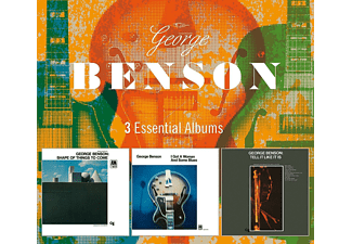 George Benson - 3 Essential Albums CD